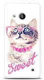 Microsoft Lumia 550 Sweet Cat Kılıf
