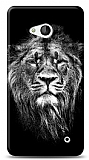 Microsoft Lumia 640 Black Lion Kılıf