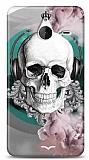 Dafoni Microsoft Lumia 640 XL Lovely Skull K�l�f