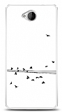 Microsoft Lumia 650 Flying Birds Kılıf
