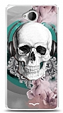 Dafoni Microsoft Lumia 650 Lovely Skull Kılıf
