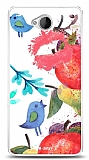 Dafoni Microsoft Lumia 650 Water Color Kiss K�l�f