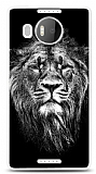 Microsoft Lumia 950 XL Black Lion Kılıf