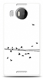 Microsoft Lumia 950 XL Flying Birds Kılıf