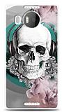 Microsoft Lumia 950 XL Lovely Skull Kılıf