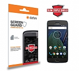 Dafoni Motorola Moto G5 Plus Slim Triple Shield Ekran Koruyucu