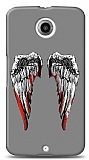 Motorola Nexus 6 Bloody Angel Kılıf