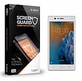 Dafoni Nokia 3 Tempered Glass Premium Cam Ekran Koruyucu