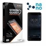 Dafoni Nokia 6 Nano Glass Premium Cam Ekran Koruyucu
