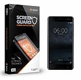 Dafoni Nokia 6 Tempered Glass Premium Cam Ekran Koruyucu