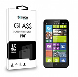 Eiroo Nokia Lumia 1320 Tempered Glass Cam Ekran Koruyucu