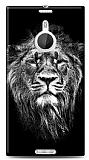 Dafoni Nokia Lumia 1520 Black Lion K�l�f