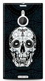 Dafoni Nokia Lumia 1520 Black Skull K�l�f