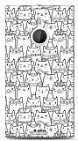 Dafoni Nokia Lumia 1520 Cats K�l�f