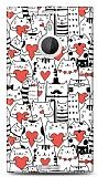 Dafoni Nokia Lumia 1520 Love Cats K�l�f