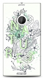 Dafoni Nokia Lumia 1520 Nature Flower K�l�f