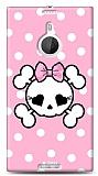 Dafoni Nokia Lumia 1520 Ping Skull K�l�f