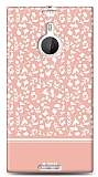 Dafoni Nokia Lumia 1520 Pink Flower K�l�f