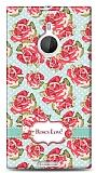 Dafoni Nokia Lumia 1520 Roses Love K�l�f