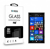 Eiroo Nokia Lumia 1520 Tempered Glass Cam Ekran Koruyucu