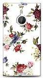 Dafoni Nokia Lumia 1520 Vintage Flowers K�l�f