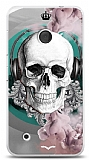 Dafoni Nokia Lumia 530 Lovely Skull Kılıf