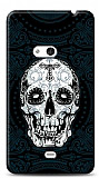 Dafoni Nokia Lumia 625 Black Skull K�l�f