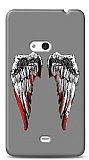 Dafoni Nokia Lumia 625 Bloody Angel K�l�f