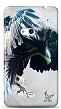 Dafoni Nokia Lumia 625 Black Eagle K�l�f