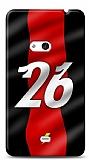 Dafoni Nokia Lumia 625 K�rm�z� �im�ekler K�l�f