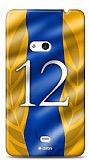 Dafoni Nokia Lumia 625 Lacivert K�l�f