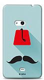 Dafoni Nokia Lumia 625 Ottoman K�l�f