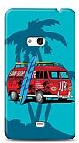 Dafoni Nokia Lumia 625 Woswos Surf K�l�f