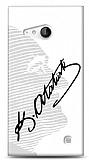 Nokia Lumia 735 Atatürk Silüet İmza Kılıf