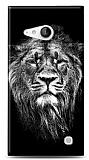 Nokia Lumia 735 Black Lion Kılıf