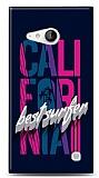 Nokia Lumia 735 California Surfer Kılıf