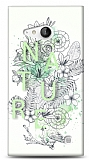 Dafoni Nokia Lumia 735 Nature Flower K�l�f