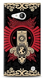 Dafoni Nokia Lumia 735 Skull Nation K�l�f