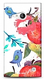 Dafoni Nokia Lumia 735 Water Color Kiss K�l�f