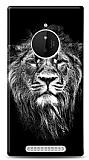 Nokia Lumia 830 Black Lion Kılıf
