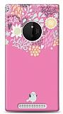 Nokia Lumia 830 Lovely Bird Kılıf