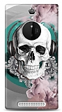 Nokia Lumia 830 Lovely Skull Kılıf