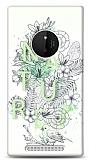 Nokia Lumia 830 Nature Flower Kılıf