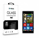 Eiroo Nokia Lumia 830 Tempered Glass Cam Ekran Koruyucu