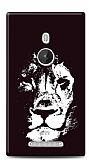 Dafoni Nokia Lumia 925 Black Lion K�l�f