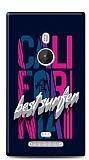 Dafoni Nokia Lumia 925 California Surfer K�l�f