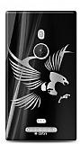 Dafoni Nokia Lumia 925 Kartal K�l�f