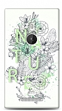 Dafoni Nokia Lumia 925 Nature Flower K�l�f