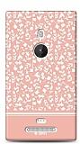 Dafoni Nokia Lumia 925 Pink Flower K�l�f