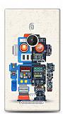 Dafoni Nokia Lumia 925 Robot K�l�f
